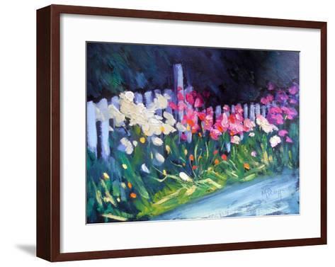 Flower Garden-Carol Schiff-Framed Art Print