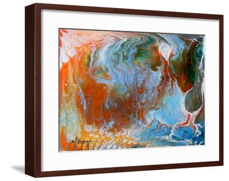 Lava Flow-Carol Schiff-Framed Art Print