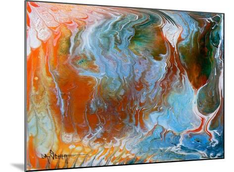 Lava Flow-Carol Schiff-Mounted Giclee Print