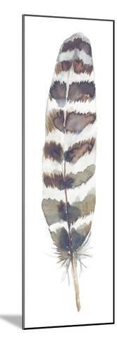 Feather Drift I-Sandra Jacobs-Mounted Giclee Print