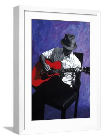 Jazz Passion I-Shawn Mackey-Framed Art Print