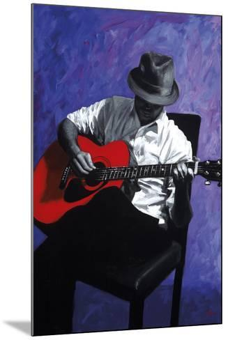Jazz Passion I-Shawn Mackey-Mounted Giclee Print