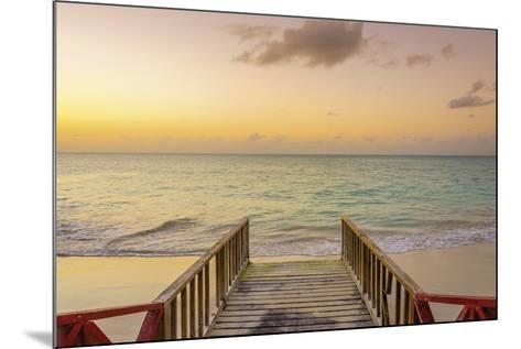 A Tropical Escape-Alan Copson-Mounted Giclee Print