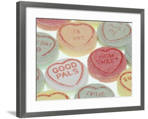 How Sweet-Linda Wood-Framed Art Print