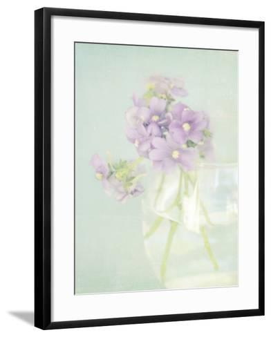 Candy Flowers V-Shana Rae-Framed Art Print