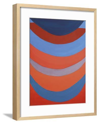 Suspended Forms, 1967-Terry Frost-Framed Art Print