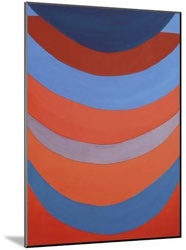 Suspended Forms, 1967-Terry Frost-Mounted Giclee Print