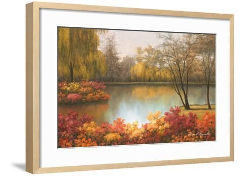 Autumn Palette-Diane Romanello-Framed Art Print