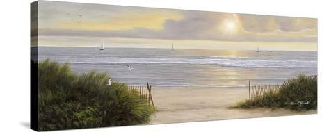 Summer Moments II-Diane Romanello-Stretched Canvas Print