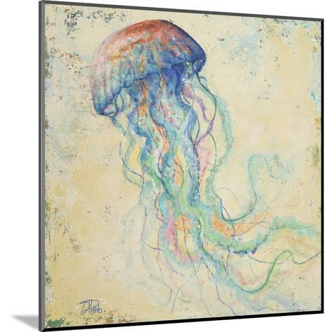 Creatures of the Ocean I-Patricia Pinto-Mounted Art Print