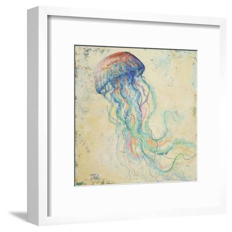 Creatures of the Ocean I-Patricia Pinto-Framed Art Print