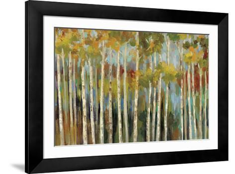 Young Forest III-Silvia Vassileva-Framed Art Print