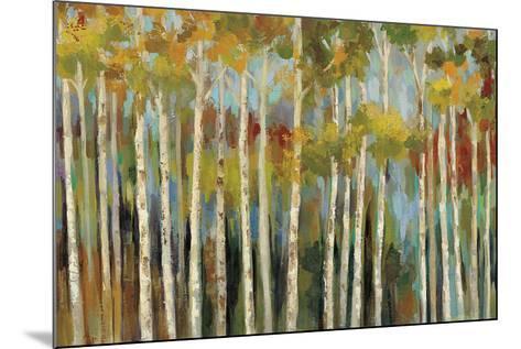 Young Forest III-Silvia Vassileva-Mounted Art Print
