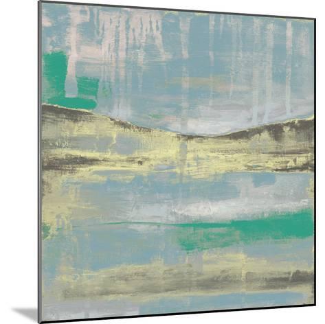 Cool Horizon IV-Jennifer Goldberger-Mounted Art Print