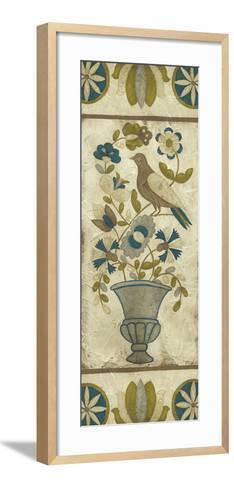 Calais Rose II-Chariklia Zarris-Framed Art Print