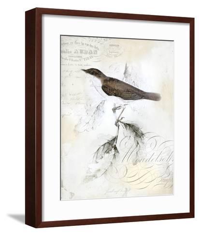 Rustic Gould II-Studio W-Framed Art Print