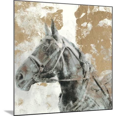 Driving Horses I-Naomi McCavitt-Mounted Giclee Print