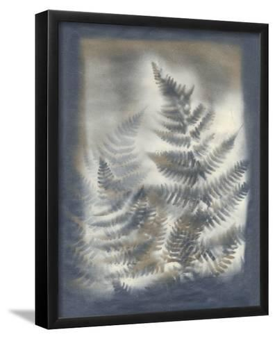 Shadows & Ferns V-Renee W^ Stramel-Framed Art Print