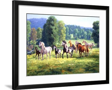 It's Spring-Claire Goldrick-Framed Art Print