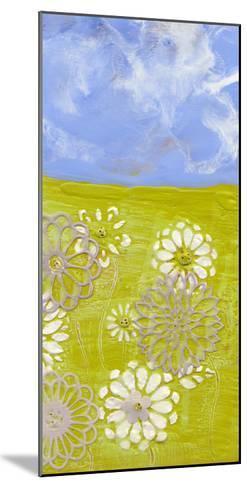 Prairie Flowers II-Alicia Ludwig-Mounted Art Print