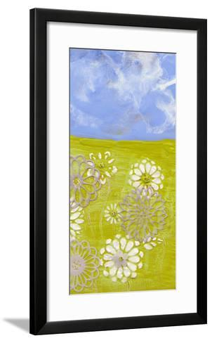 Prairie Flowers II-Alicia Ludwig-Framed Art Print