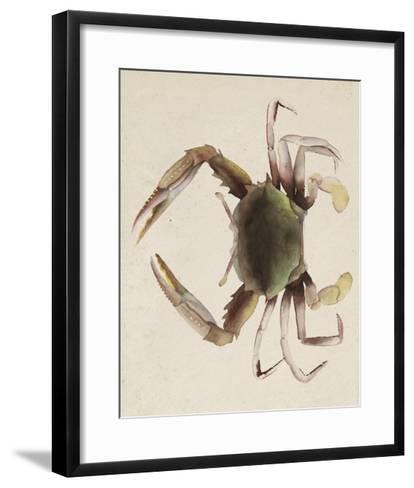 Sea Dweller IV-Grace Popp-Framed Art Print