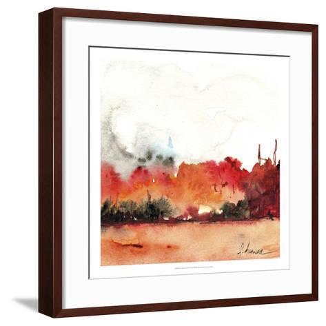 Acuarela II-Leticia Herrera-Framed Art Print