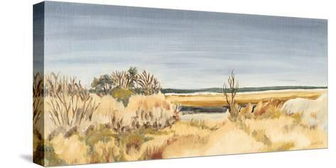 The Sound Shoreline II-Dianne Miller-Stretched Canvas Print