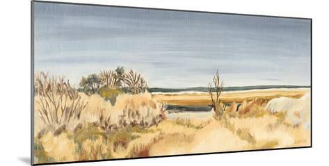 The Sound Shoreline II-Dianne Miller-Mounted Art Print
