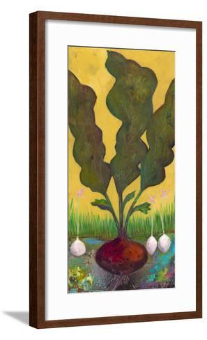 Veggie Garden I-Mehmet Altug-Framed Art Print