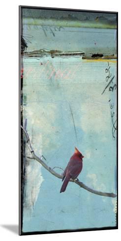 Bird Window I-Ingrid Blixt-Mounted Art Print