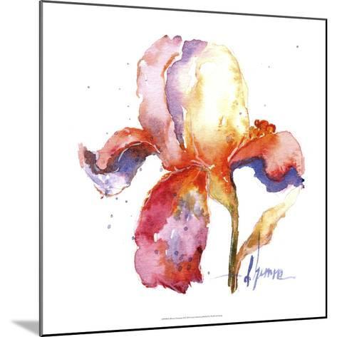 Blooms Hermanas II-Leticia Herrera-Mounted Art Print