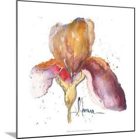 Blooms Hermanas III-Leticia Herrera-Mounted Art Print