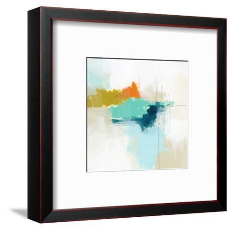 Atmospheric I-June Erica Vess-Framed Art Print