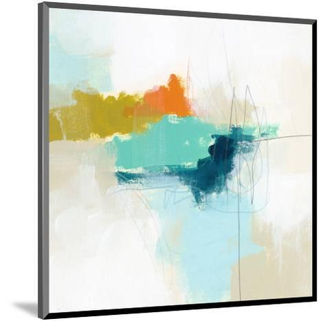 Atmospheric I-June Erica Vess-Mounted Art Print