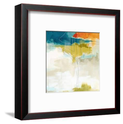Atmospheric II-June Erica Vess-Framed Art Print