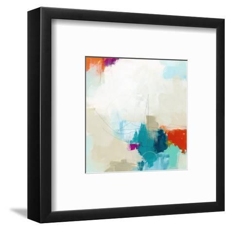 Atmospheric IV-June Erica Vess-Framed Art Print
