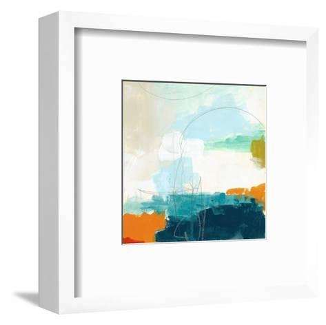 Atmospheric VII-June Erica Vess-Framed Art Print