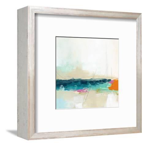 Atmospheric VIII-June Erica Vess-Framed Art Print