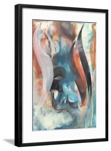 Faragh II-Ferdos Maleki-Framed Art Print