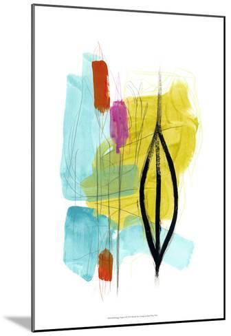 Fringe Aspect I-June Erica Vess-Mounted Art Print