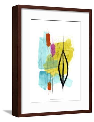 Fringe Aspect I-June Erica Vess-Framed Art Print
