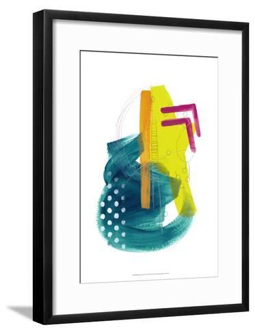 Fringe Aspect IV-June Erica Vess-Framed Art Print