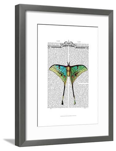 Butterfly 1-Fab Funky-Framed Art Print