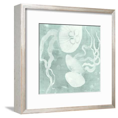 Spa Jellyfish VI-Grace Popp-Framed Art Print