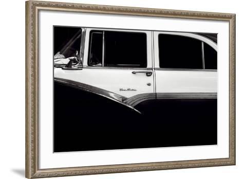 Clasico II-Irene Suchocki-Framed Art Print
