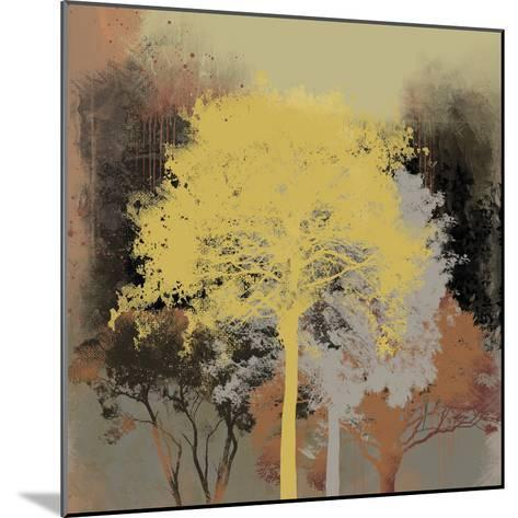 Forest Glow I-Ken Hurd-Mounted Giclee Print