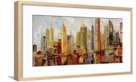 Metro Heights-Dupre-Framed Art Print