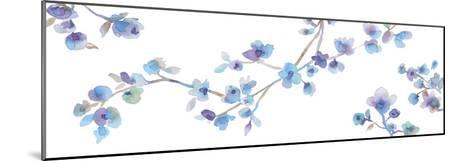 Delicate Blooms-Sandra Jacobs-Mounted Giclee Print