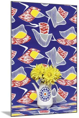 Funky Flowers II-Camille Soulayrol-Mounted Giclee Print